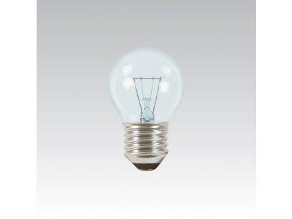 KANLUX Žárovka 40W E27 iluminační čirá otřesuvzdorná