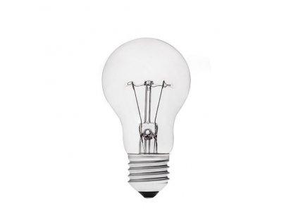 KANLUX Žárovka 60W E27 230V čirá otřesuvzdorná