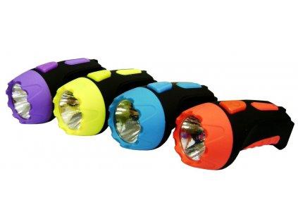 PAVEXIM Svítilna LED 2114 1x0,5W 50lm dobíjecí