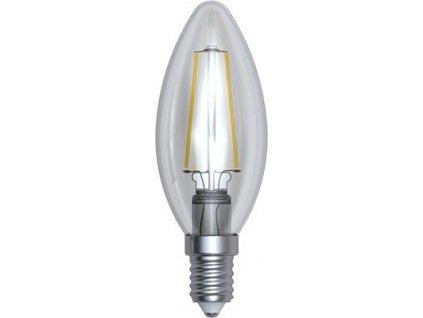SKYLIGHTING Žárovka LED 4W-36 E14 4200K 360° svíčka