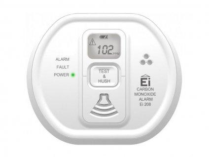 EI ELECTRONIC Detektor EI208DW CO (baterie 11 let)