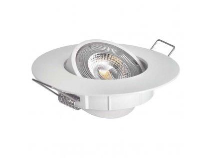 EMOS Svítidlo LED EXCLUSIVE 5W 4000K IP20 bílá
