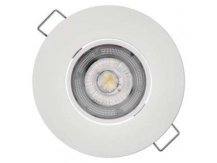 EMOS Svítidlo LED EXCLUSIVE 5W 3000K IP20 bílá