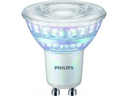 PHILIPS Žárovka LED 6,2W-80 GU10 6500K 120° D Master