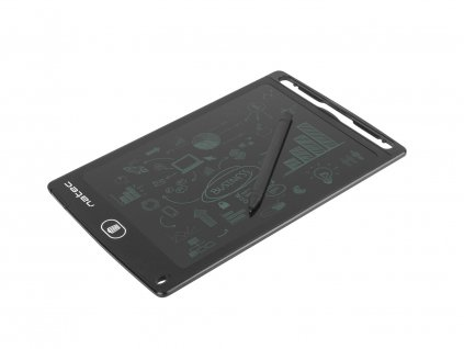 Natec Snail 8,5'' digitální zápisník pro kreslení a psaní