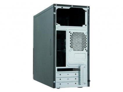 CHIEFTEC skříň Elox Series / Minitower, HO-11B, 350W, Black