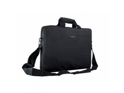 Modecom Logic brašna BASIC pro notebooky do velikosti 15,6'', černá