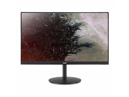 25'' Acer Nitro XV252QZ - IPS, FullHD@280Hz, 1ms, 400cd/m2, 16:9, HDMI, DP, FreeSync, Pivot, výška