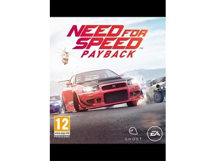 PC - NEED FOR SPEED PAYBACK