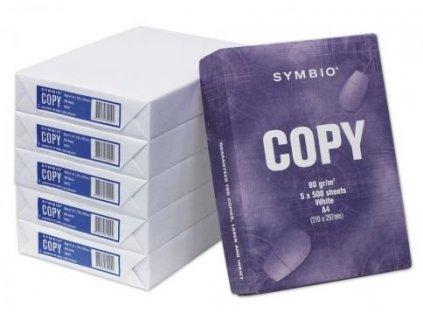 Kancelářský papír Symbio A4 80g bílý 500 listů