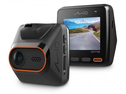 Kamera do auta MIO MiVue C430 GPS, 1080P, LCD 2,0''