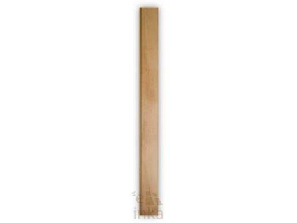 Hrdinka Práh do dveří 60 - 90 cm s těsněním