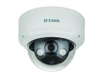 D-Link DCS-4612EK 2-Megapixel H.265 Outdoor Dome Camera
