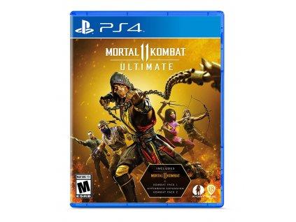 PS4 - Mortal Kombat XI Ultimate