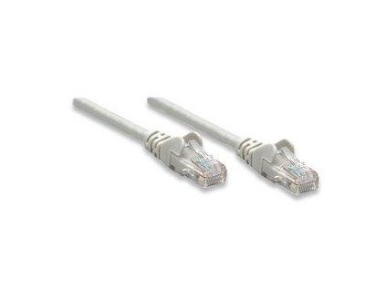 Intellinet Patch kabel Cat5e UTP 5m šedý