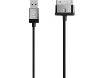 BELKIN MIXIT UP 30-Pin - USB kabel, černý, 2m