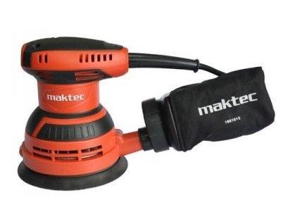 MAKTEC M9204 excentrická bruska jako BO