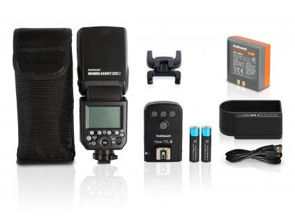 Hahnel Blesk Hahnel Modus 600RT MK II Wireless Kit Canon