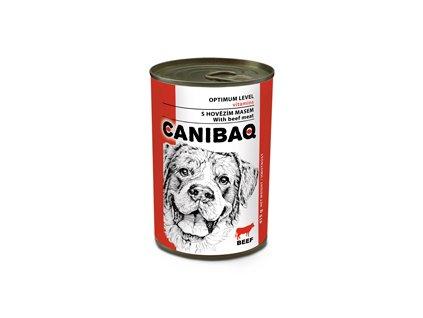 Canibaq Classic konz pes hovězí 415g
