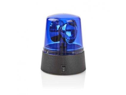 Nedis FUDI210BU - Zábavné Nouzové Světlo   Modrá   35 palců   Výška 11cm