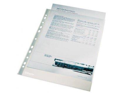 Plastové kapsy Esselte Premium A4, GC, 105 mic, box 100 ks