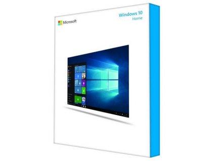 MICROSOFT Windows 10 Home 32/64-bit CZ USB FLASH FPP česká krabicová verze, plná přenostitelná verze, (package 2)