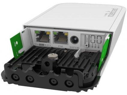 Venkovní jednotka Mikrotik wAP ac LTE Kit 2,4/5GHz, ROS L4