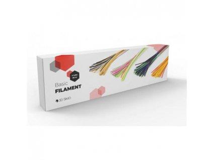 3DSimo Filament 60m Basic PCL různé barv