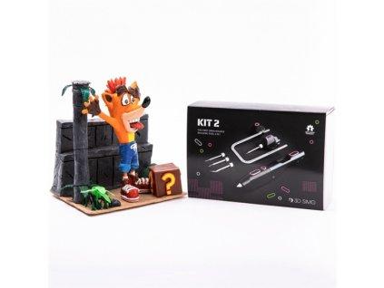 3D pero Kit 2: Velké vánoční balení
