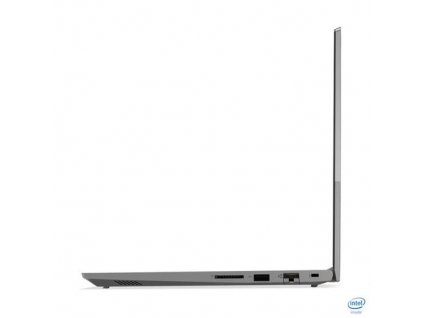 "LENOVO NB ThinkBook14 G2 ITL, 14,0"" FHD, Intel i3-1115G4, 8GB, HDD 256GB M.2 SSD+M.2 SSD slot, VGA UHD Graphics, Win 10 Pro, šedý, 2r záruka"