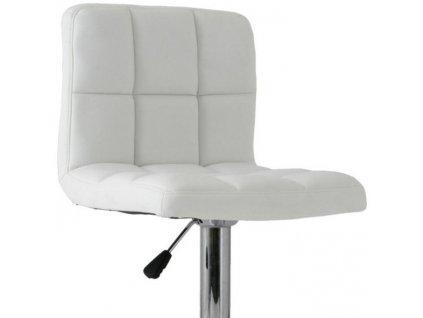 Barová židle Hawaj CL-3232-1 bílá