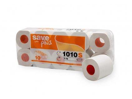 Toaletní papír Celtex S-Plus 2vrstvy 160 útržků bílý - 10 ks