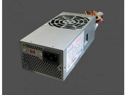 EUROCASE zdroj 200W TFX 85x63x175mm pro ITX case, aktiv PFC, ErP2013 pod 0.5W, typ učinn nad 80proc