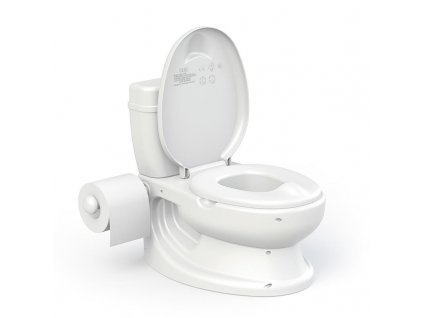 Toaleta Dolu dětská bílá