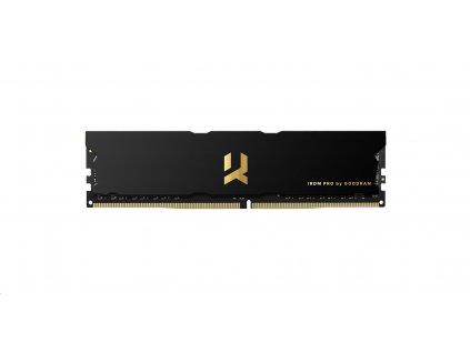 DIMM DDR4 16GB 4000MHz CL18 GOODRAM IRDM PRO, black