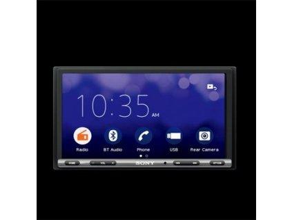 SONY XAV3500 Mediální přehrávač s 17,6cm (6,95˝) displejem, technologií Bluetooth® a aplikací WebLink™ Cast
