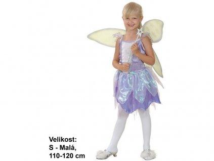 Karnevalový kostým Víla, 110-120 cm