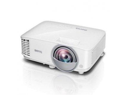 BenQ DLP Projektor MX808STH /1024x768 XGA/3600ANSI lum/0,61:1/20000:1/HDMI/3D/Short Throw/1×10W repro