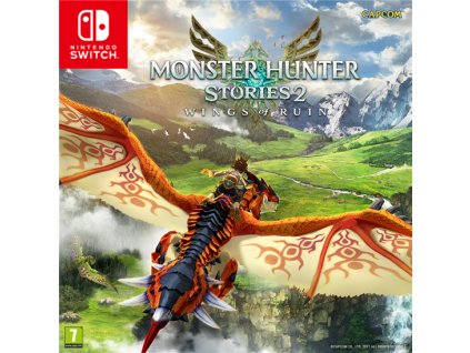 HRA NS Monster Hunter St. 2: WingsofRuin