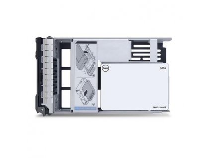 NPOS - 480GB SSD SATA Mixed Use 6Gbps 512e 2.5in Hot plug 3.5in HYB CARR DriveS4610 CK