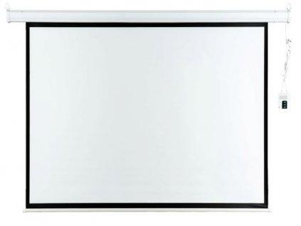 Elektrické projekční plátno AVELI, 221x125 (16:9)
