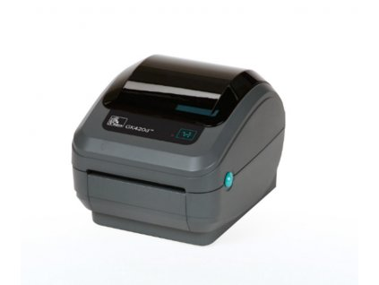 Tiskárna Zebra GK420d rev2, 203 dpi, EPL, ZPL, USB, print server (ethernet)