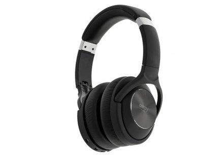 CAMRY CR 1178, sluchátka typ mušle, Bluetooth, skládací , černá