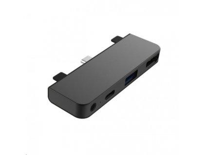 HyperDrive 4-in-1 USB-C Hub pro iPad Pro - Space Gray