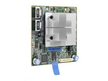 HPE Smart Array E208i-a SR 12Gbs SAS/SATA LH Controller 8SAS(2x4) x8 RAID 0,1,5,10 no cache dl20160360g10