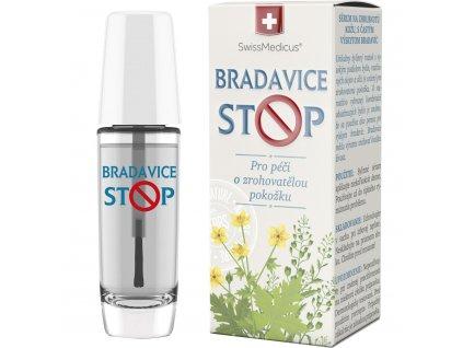 Herbamedicus BradaviceStop bylinné sérum 10 ml