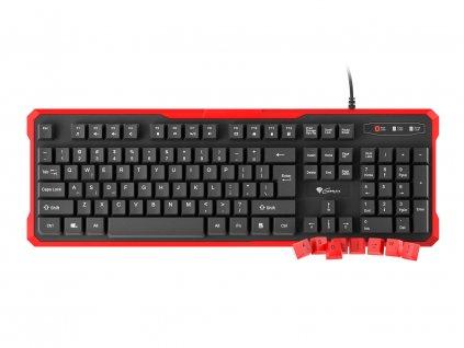 Herní klávesnice Genesis Rhod 110, US