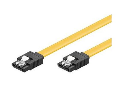 PremiumCord SATA 3.0 datový kabel, 6GBs, 0,2m
