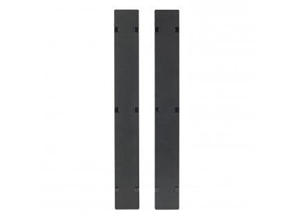 Hinged Covers- NetShelter SX 750mm W42U (Qty2)