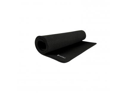 4W Herní podložka pod myš 26x22x0.4cm S černá